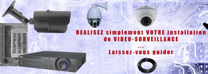 kit video surveillance pas cher