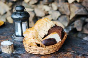 panier à pain artisanal
