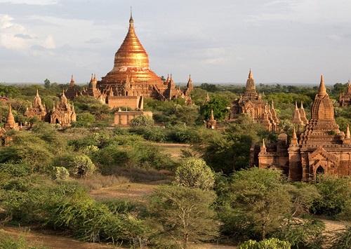 voyage découverte en birmanie