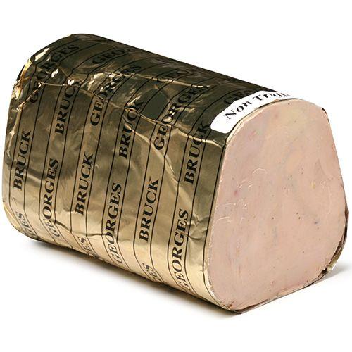 foie gras à l'oie